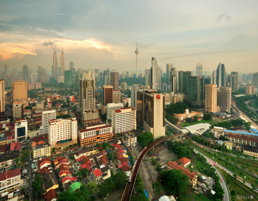 7. Kuala Lumpur Malasia © naza.carraro, vía Flickr.