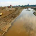 Nuevo puente sobre el río Cautín