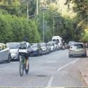 Ciclistas Parque Metropolitano