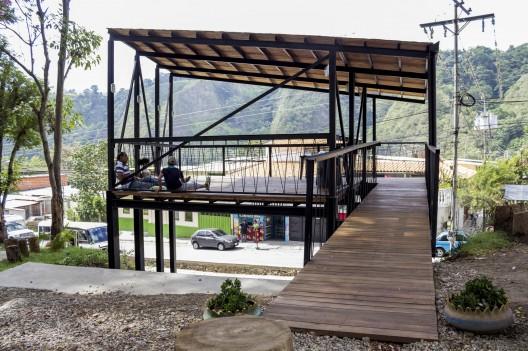 El Chama Abono -- PICO + Arquitectura Expandida. Image Cortesia de PICO Estudio