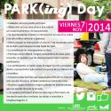¿Cómo Participar en el Park(ing) Day Chile 2014?