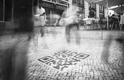 QR Chiado. Fuente: Reprogramming the City.