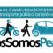 Afiche campaña TodosSomosPeatones