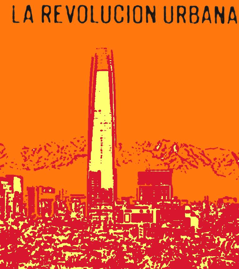 Afiche La Revolución Urbana