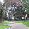 jardines en Santiago