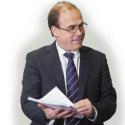 Alberto Undurraga ministro de Obras Públicas