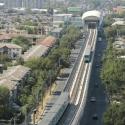 MEtro de Santiago Extensión línea 5