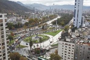 Rotondas en Santiago