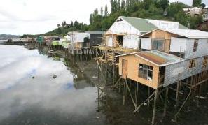 Palafitos de Castro, Chiloé