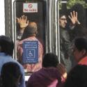Falla Metro de Santiago Taco en Alameda