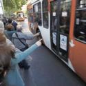 Avenida Providencia Falla Metro de Santiago
