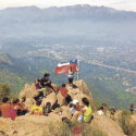 Cumbre cerro Manquehue