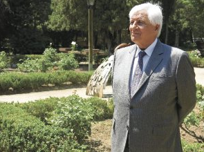 Raúl Torrealba, alcalde de Vitacura