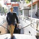 Rodrigo Azócar, presidente de Metro de Santiago