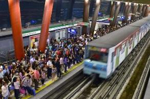 Arreglo Metro de Santiago