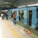 Mantención trenes antiguos Metro de Santiago