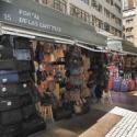 Letreros Plaza de Armas de Santiago