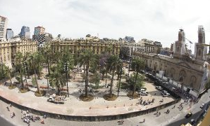 remodelacion plaza de armas