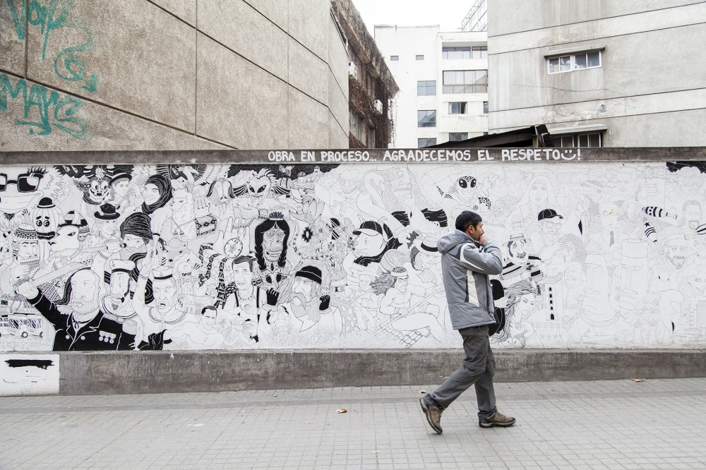 Colectivo Vagabundo © Andrea Manuschevich para Plataforma Urbana
