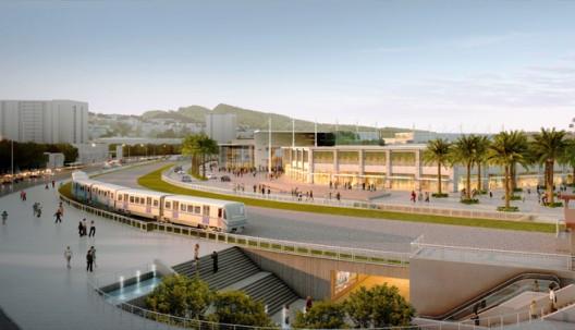 Última propuesta de Mall Plaza Barón. Image © Mall Plaza Barón