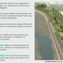 Los proyectos del Plan Maestro de Vitacura. Infografía publicada en El Mercurio.