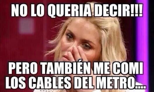 Memes Falla Metro de Santiago 11