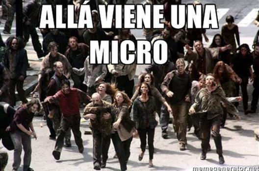 Memes Falla Metro de Santiago 2