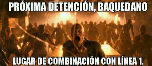 Memes Falla Metro de Santiago 6