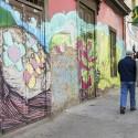 Murales en Barrio Bellavista 2 © Andrea Manuschevich para Plataforma Urbana