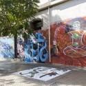 Murales en Barrio Bellavista 5 © Andrea Manuschevich para Plataforma Urbana