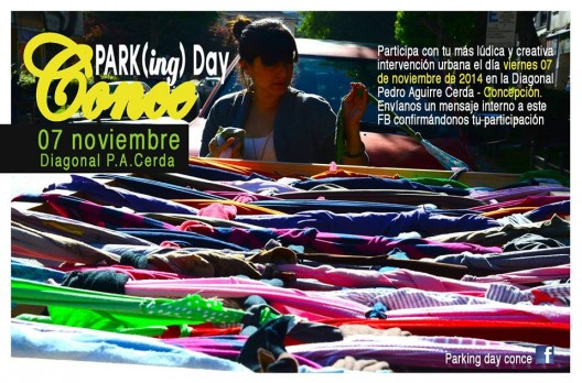 Parking Day Conce