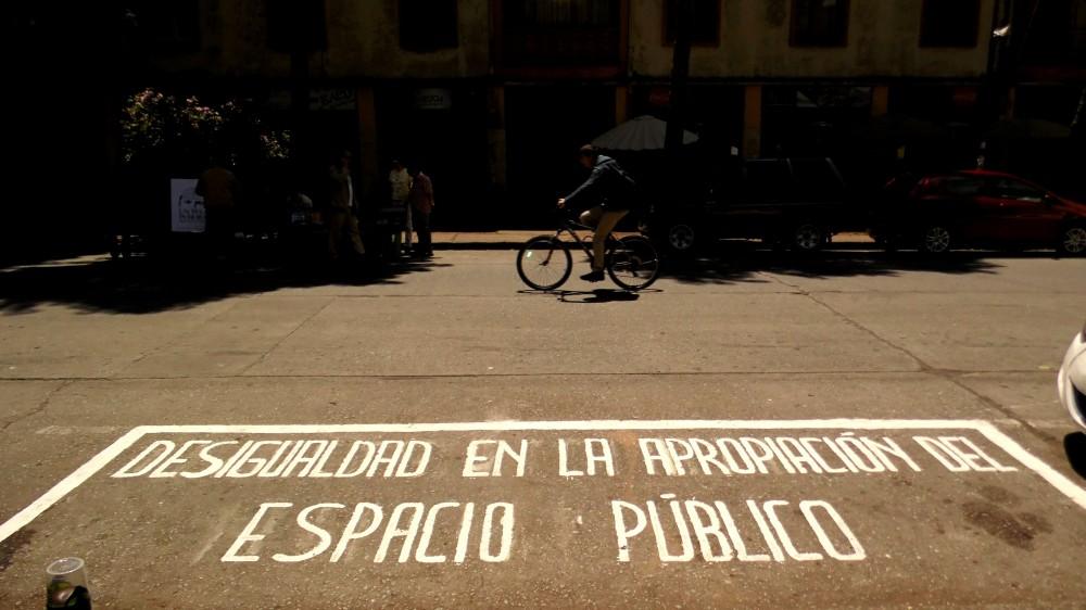 Park(ing) Day Concepción © Mario Carrasco