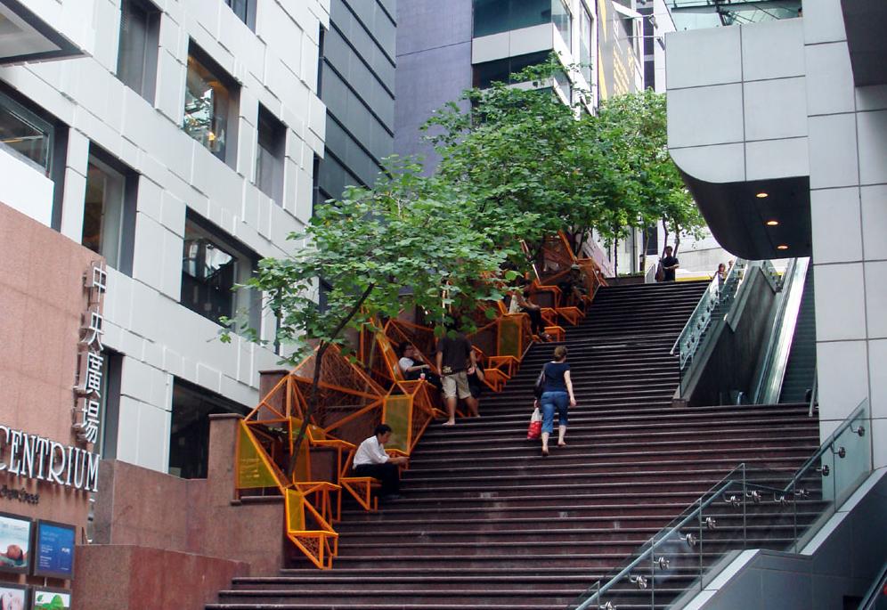The Cascade via Urbaning