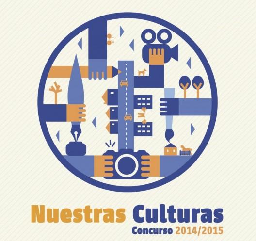 afiche concurso cnca nuestras culturas