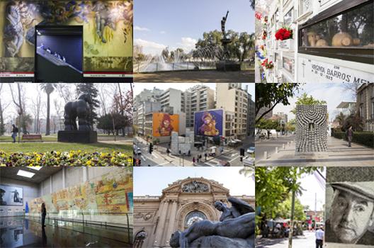 arte y ciudad columna