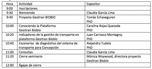 Programa Biobio