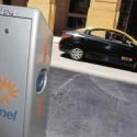 cargadores taxis electricos