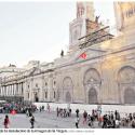 catedral de santiago plaza de armas de santiago mejoramiento