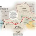 ruta chile bolivia
