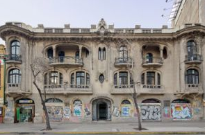 sede colegio de arquitectos chile
