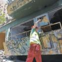 demolicion edificio catedral con manuel rodriguez