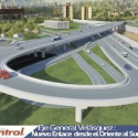 enlace general velasquez autopista central