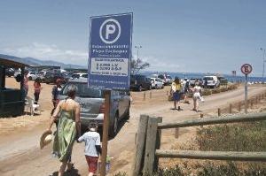 estacionamientos playas