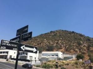 cerro de Lo Barnechea