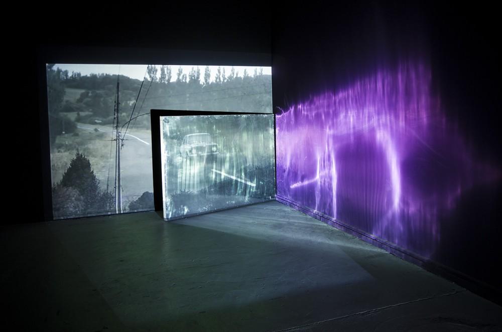 Fiorella Angelini, Low, Low, Low I, 2014. Exposición Ciudad Sísifo, MAC QN.