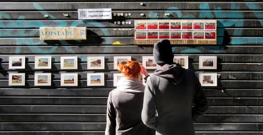 Galería Calle Príncipe / A costa de. Cortesía de Lagaleriademagdalena, vía Plataforma Arquitectura.