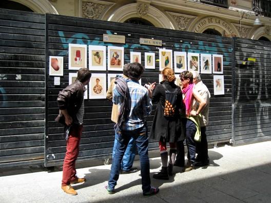 Galería Calle Príncipe / La de mi madre sabe mejor. Cortesía de Lagaleriademagdalena, vía Plataforma Arquitectura.