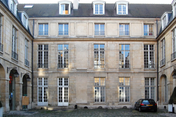 Hotel de Coulanges.