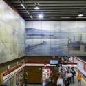 mural de la ingenieria chilena roberto geisse 2