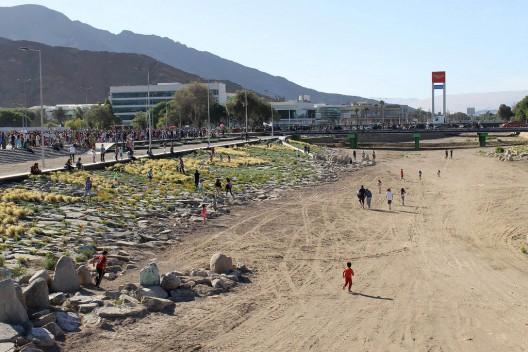 Inauguración I Etapa Parque Kaukari de Copiapó. © Ministerio de Vivienda y Urbanismo (Minvu), vía Flickr.